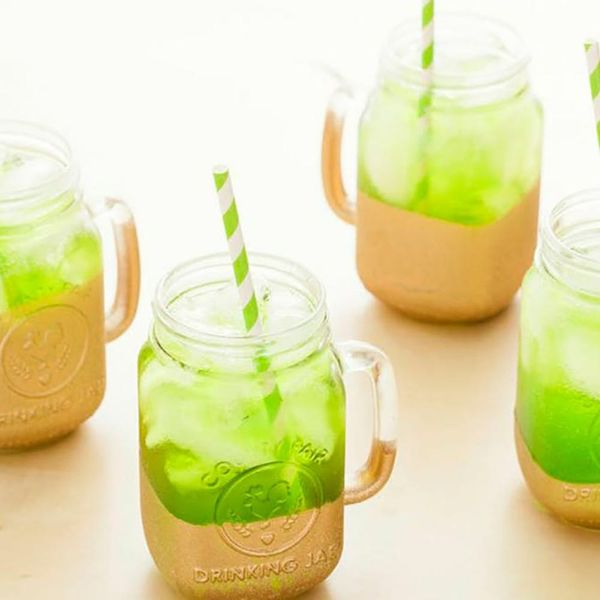 10 Green Cocktails to Sip on St. Patrick's Day