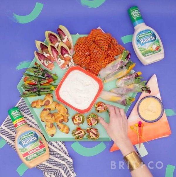 How to Build the Ultimate Ranch Party Platter
