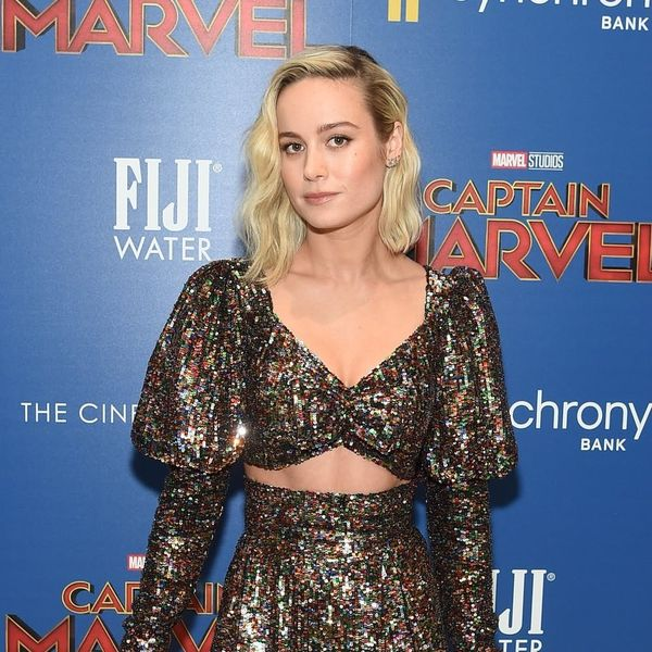 This Is How Brie Larson Trained to Become Captain Marvel