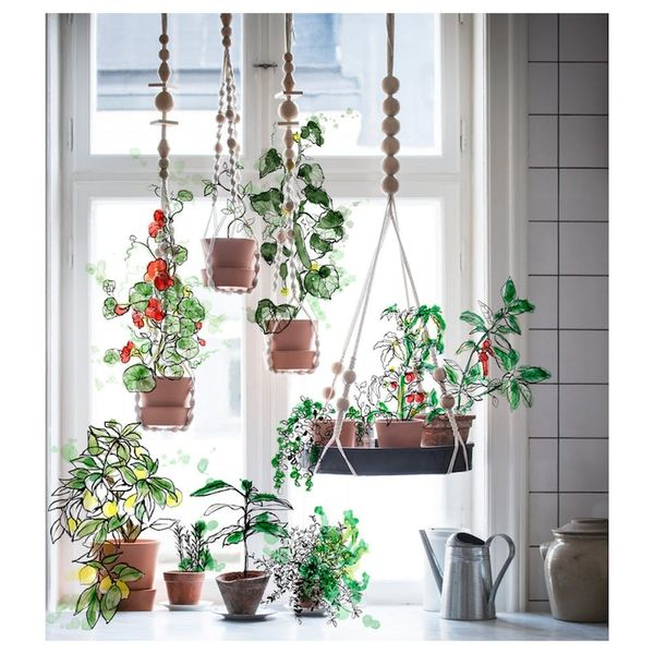 15 IKEA Hacks for the Plants in Your Life
