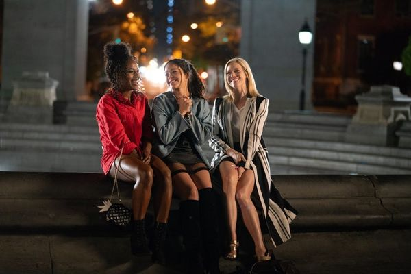 Gina Rodriguez's Netflix Rom-Com 'Someone Great' Looks Like the Perfect Girls' Night Movie