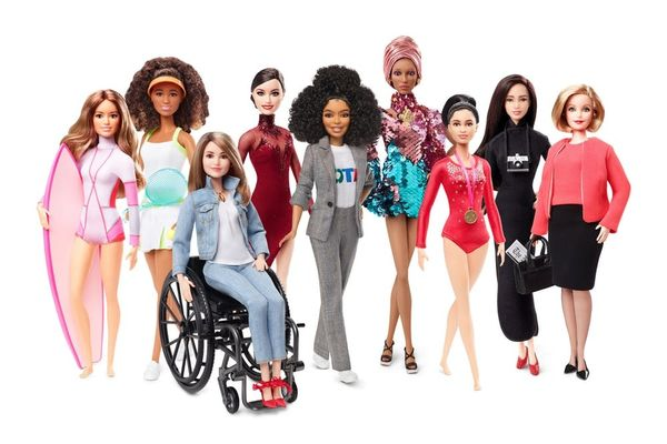 Barbie's Newest 'Shero' Dolls Honor Some of Our Favorite Fierce Women