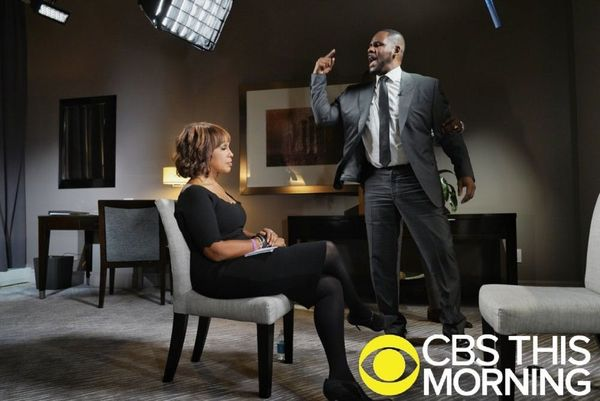 People Are Applauding Gayle King's Composure in That Explosive R. Kelly Interview
