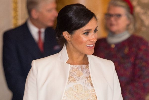 Meghan Markle Hints at Her Due Date: 'We're Nearly There'