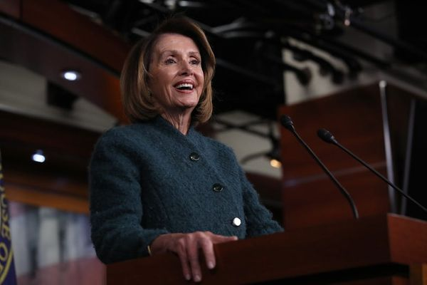 Nancy Pelosi Says Democrats Are Introducing a Bill to 'Save the Internet'