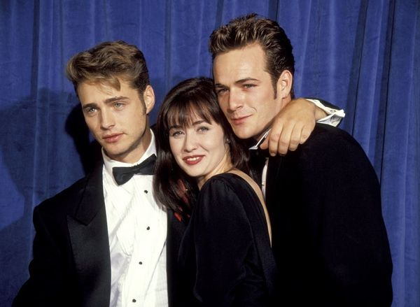 Shannen Doherty's Message About Luke Perry Will Break Your Heart