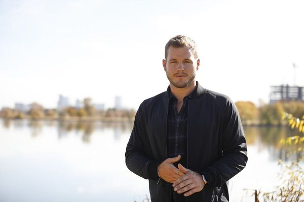 Colton Underwood Finally Jumped the Fence on 'The Bachelor' and the Internet Had Jokes