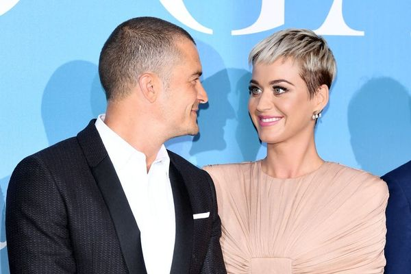 Katy Perry and Orlando Bloom's Fast Food Meet-Cute Is So Relatable