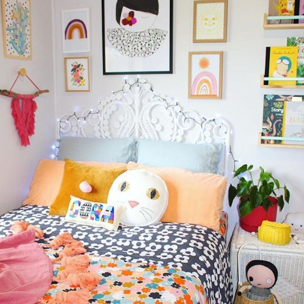 These Maximalist Bedrooms Will Inspire You to Add Color to Your Space