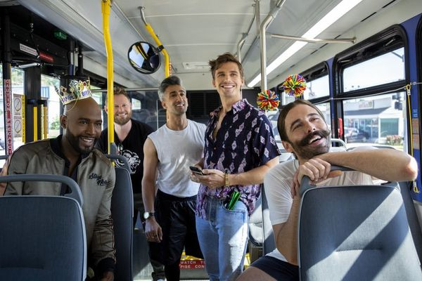 Get Ready to Cry:Netflix Just Dropped the 'Queer Eye' Season 3 Trailer