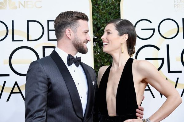 Justin Timberlake Wrote the Sweetest Birthday Message to Jessica Biel