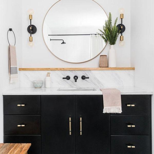 8 Instagram Bathroom Decor Trends We're Loving for 2019