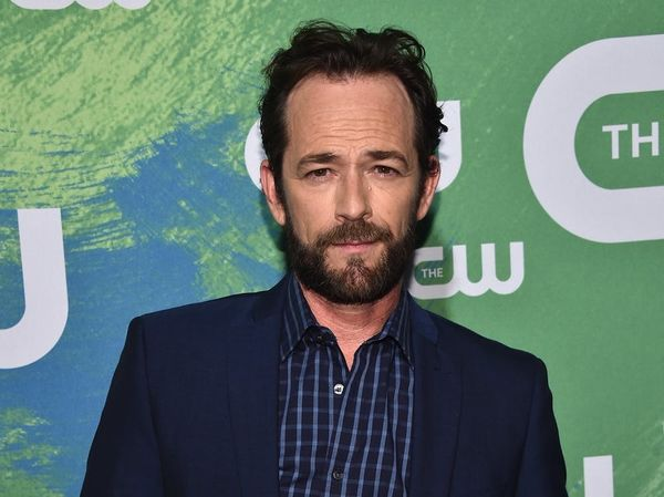 Luke Perry Has Been Hospitalized After Reportedly Suffering a Stroke