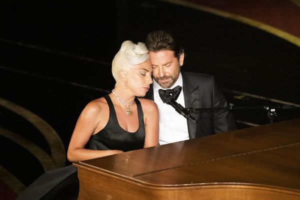 Lady Gaga Reacts to Those Bradley Cooper Romance Rumors