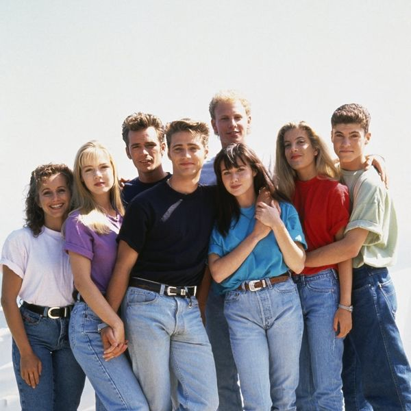 The Original 'Beverly Hills, 90210' Cast Is Reuniting for a New Show — But There's a Catch