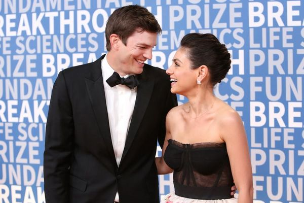 Ashton Kutcher's Valentine's Day Giftfor Mila Kunis Wasn't What Either of Them Expected