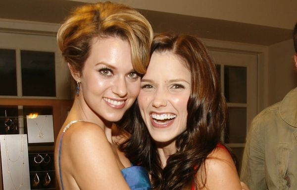 Hilarie Burton and Sophia Bush Helped a 'One Tree Hill' Fan Pull off the Sweetest Proposal