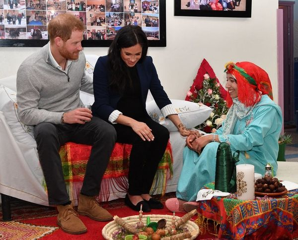 Meghan Markle and Prince Harry Embark on Their Last Pre-Baby Royal Tour to… Morocco!