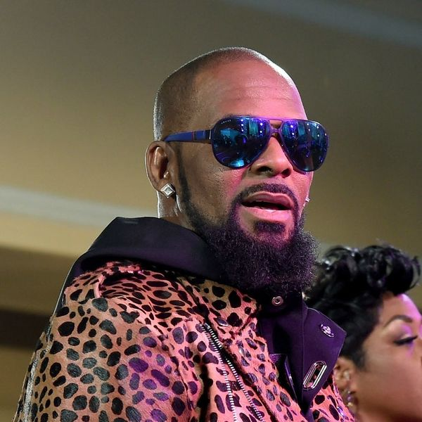 Singer R. Kelly Officially Charged With Criminal Sexual Abuse