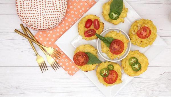 How to Make Muffin Tin Mac + Cheese