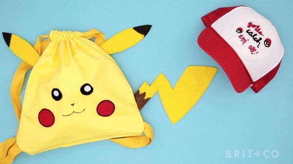 How to Make a Pokemon Hat