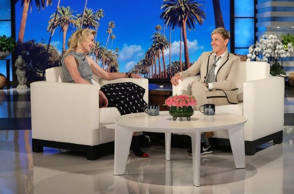 Portia de Rossi Reveals What She Got Ellen DeGeneres for Her 61st Birthday