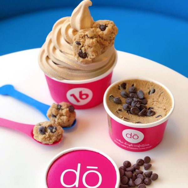 You Can Now Get Cashew-Based Soft Serve and Vegan Cookie Dough at This Chain