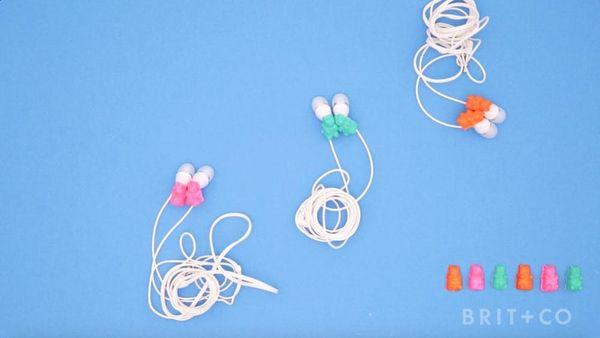 How to DIY Gummy Bear Headphones