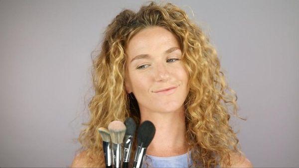 The Beauty Breakdown: Brushless Makeup