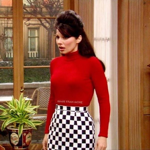 10 '90s Style Lessons We Learned from Watching 'The Nanny'
