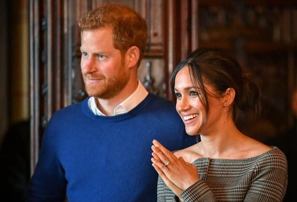 Prince Harry Got a Valentine's Day Surprise Despite Being Away from Duchess Meghan Markle