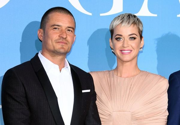 Katy Perry and Orlando Bloom Hint They're Engaged