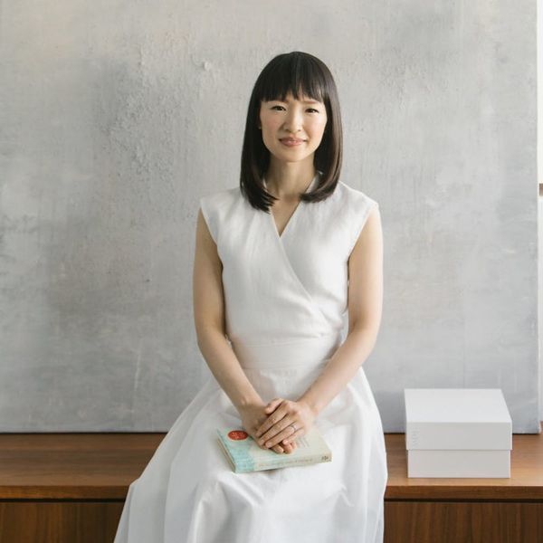 Marie Kondo's Best-Kept Secrets to Creating a Spring Wardrobe That Sparks Joy