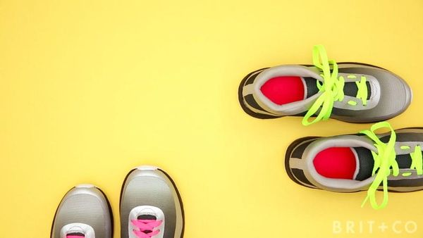 3 Ways to Lace Your Running Sneakers