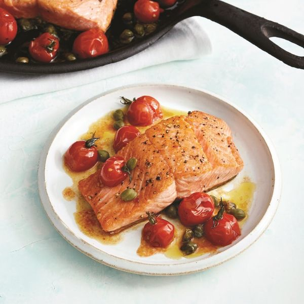 Here's a 15-Minute Salmon Dish That Anyone Can Master