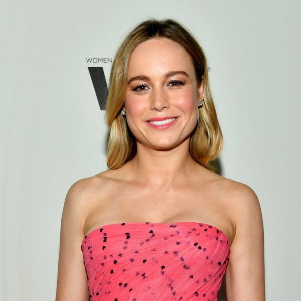Brie Larson Is Insisting That the 'Captain Marvel' Press Tour Include Diverse Media Outlets