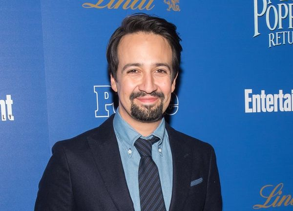 Lin-Manuel Miranda Just Booked a Role on 'Brooklyn Nine-Nine' — Find Out Who He's Playing!