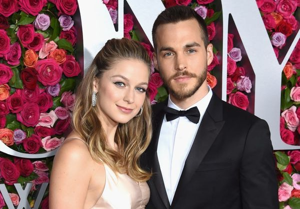 'Supergirl' Costars Melissa Benoist and Chris Wood Are Engaged
