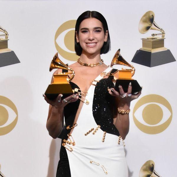 Dua Lipa Subtly Threw Grammys Night Shade at Recording Academy President Neil Portnow