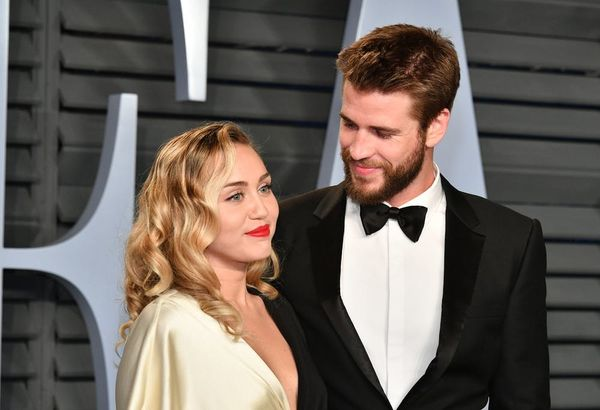 Liam Hemsworth Says Miley Cyrus Took His Last Name