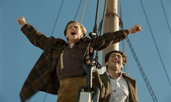 James Cameron Says Leonardo DiCaprio Didn't Like This Iconic 'Titanic' Line
