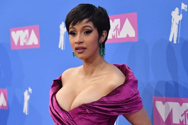 Cardi B on Postpartum Depression: 'The World Was Heavy on My Shoulders'