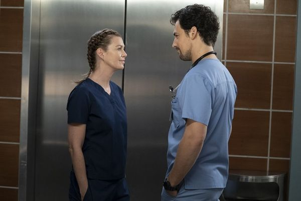 'Grey's Anatomy' Star Giacomo Gianniotti Opens Up About Meredith and DeLuca's Romantic Future