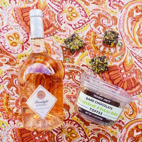 Pair These Trader Joe's Rosés and Candies for a Lit Valentine's Day
