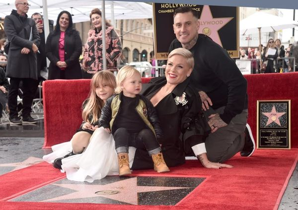 Pink's Daughter Wrote Her the Cutest Note About Her Walk of Fame Ceremony