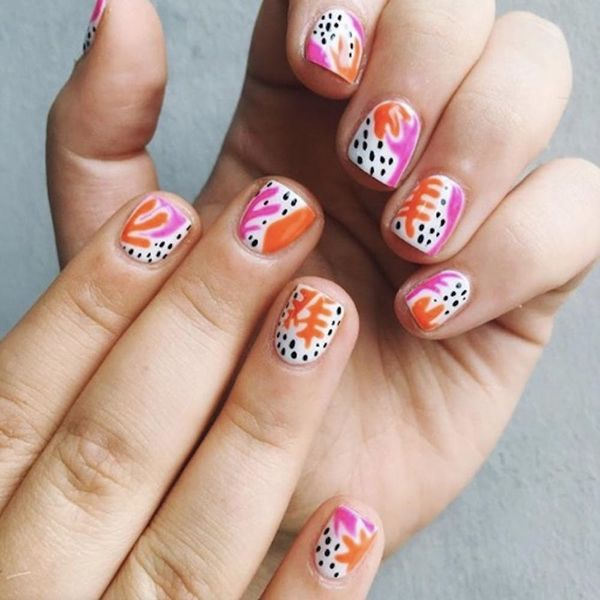 Unleash Your Inner Artist With These Matisse-Inspired Manicures
