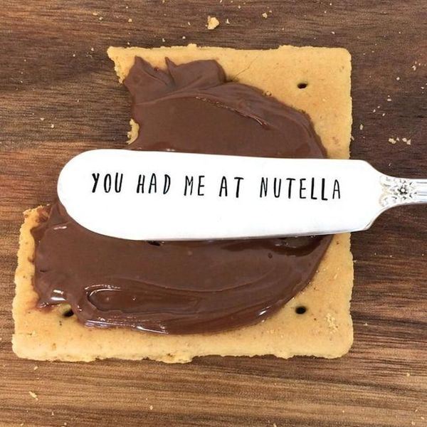 10 Gifts for Anyone Who's Nuts for Nutella