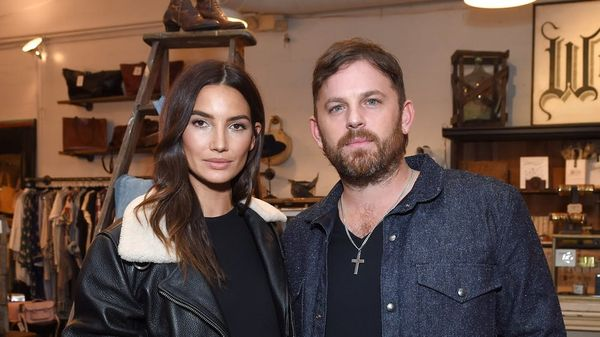 Lily Aldridge Gives Birth to Baby #2 — Find Out His Name!