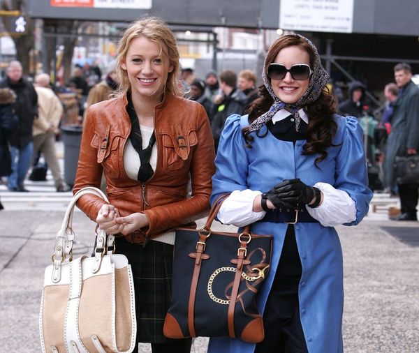 The CW Says There's 'Discussion' About a 'Gossip Girl' Reboot