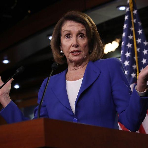 Nancy Pelosi's 'No Wall Money' Spending Bill Is Hardly a Hardball Democrat Victory